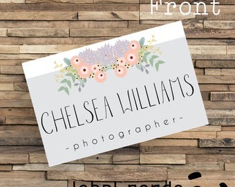 Printed Business Cards, Custom Printed Business Cards, Budget Business Cards, Custom Business Card, Business Thank You Card, Compliment Card