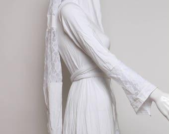 gypsy wedding dress, pagan wedding dress, long festival dress, celtic pagan dress, beach wedding dress, adjustable, adjustable wrap dress