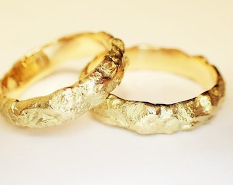 Wedding rings engagement rings gold