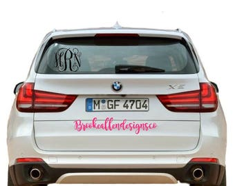Window Sticker Etsy - Window decals for vehicles personalized