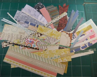Papers for scrapbooking (lot 2)