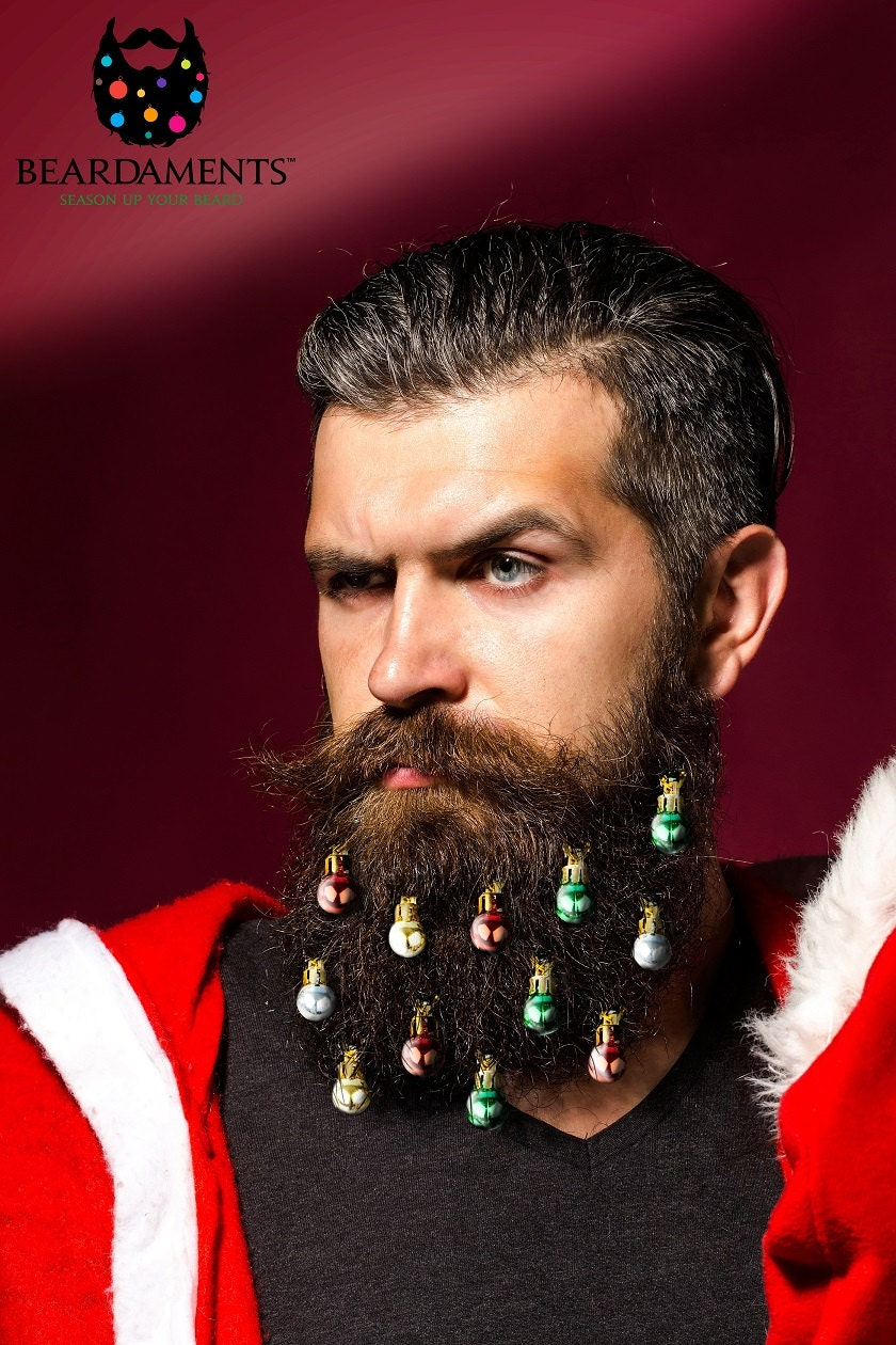 Image result for beard ornaments