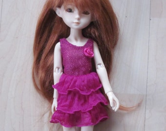 Resinsoul / Bobobie YoSD (1/6) summer - dress also suitable for Barbie dolls