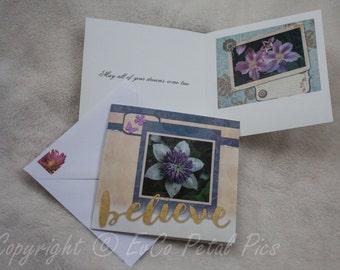 Cards 'Believe'
