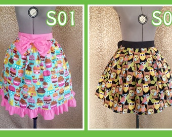 Custom Lolita-Inspired Skirts