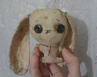 Bunny  coffee textiles