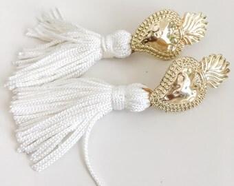 Ex-voto earrings