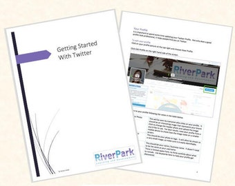 Getting Started with Twitter PDF