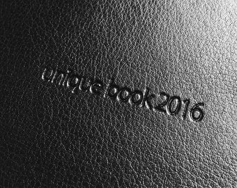 uniquebook 2016 Collection by uniquelab