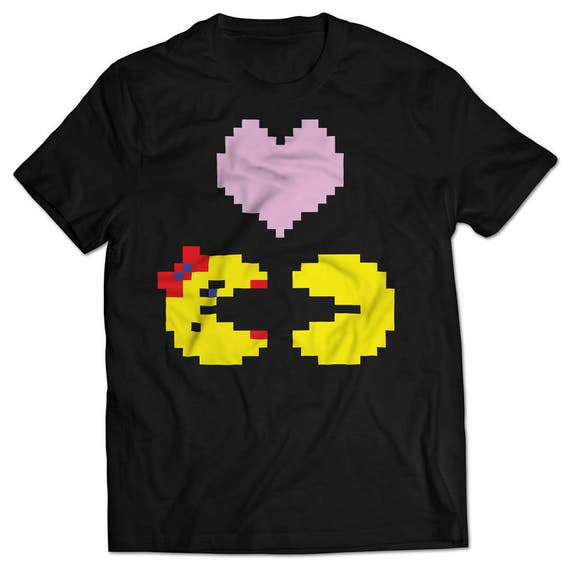 Pac-Man Love Men's T-shirt
