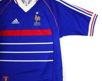 Maillot équipe de France 1998