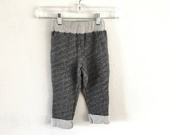 Cozy Marled Gray Sweatpant Joggers- Sizes 2T-12