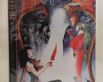 The Books of Magic No. 4. DC Vertigo Comic (Aug. 1994)