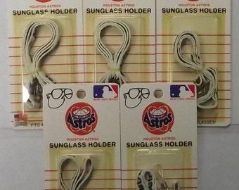 Houston Astros 1301 (Sunglass Holders) Fits All Glasses 5 Packs USA