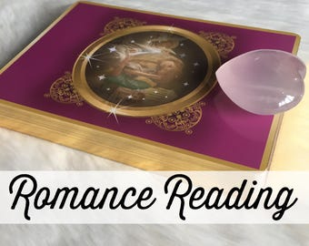 Romance Angels Love/Relationship Reading via Email, Romance Reading, Love Reading, Angel Guidance, Oracle Card Reading, Online Card Reading