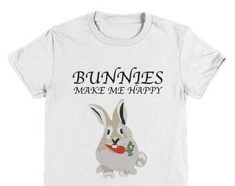 Bunny Shirt, Easter Bunny Kids, Easter Shirts For Kids, Girls Easter Outfit, Easter Shirts For Girls, Easter Shirts For Boys, Bunny Kids