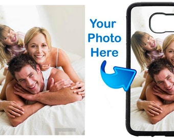 Personalized Cell phone Case - Photo Cell Phone Cover -Custom iPhone Case - HTC - Galaxy- Note - iPhone 7- Nexus -Samsung Galaxy S6 and S7