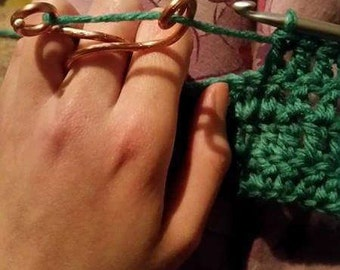 Crochet Tension Ring
