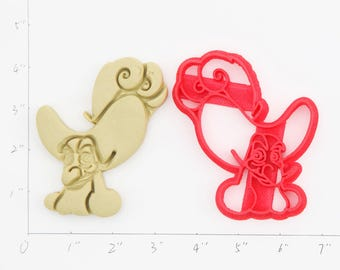 Captain hook jake Cookie Cutter