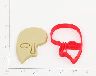 Phantom Of The opera Cookie Cutter
