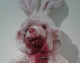 The Zombie easter bunny