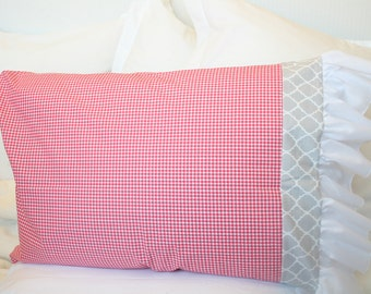 Sweet Dreams Collection--Pink Gingham