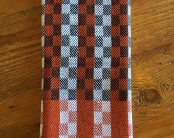 Handwoven Cotton Kitchen Towel