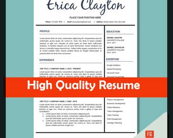 teaching resume template cover letter template cv template for word assistant resume two page resume word resume resume portfolio