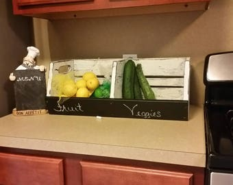 Fruit & Veggie Storage Bin