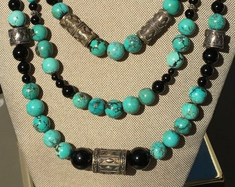The Turquoise Wonder Necklace