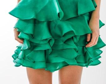 Vintage 80s Lambada Skirt