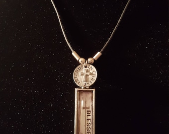 FRIENDS IN CHRIST And BLessed Charmed Necklace - Speaks for itself :)