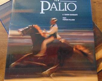 Cavalli in Palio Siena Horse Race 1992 OOP