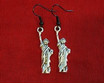 Statue of Liberty Earrings