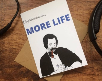 Drake 'More Life' birthday card