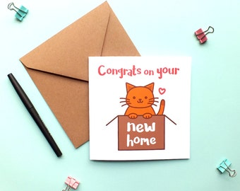Congrats New Home Etsy