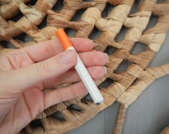 Aluminum Metal Bat One hitter Pipe / dugout cigarette