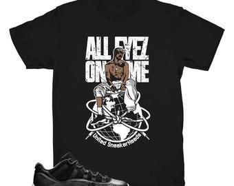 Tupac All Eyez on Me T-Shirt : 2pac Makavelli Tee