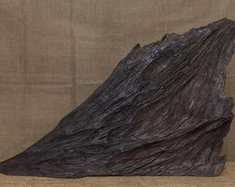 Bog Oak Root Floor Art Sculpture / Wood Art Sculpture