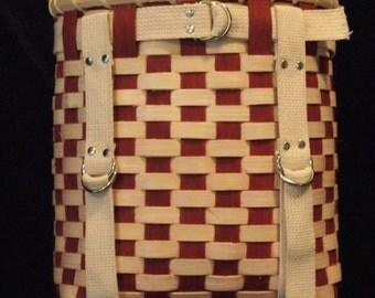HOLD Red Velvet Bamino Basket
