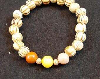 Balance Bracelet - Healing Crystals Beaded Bracelet