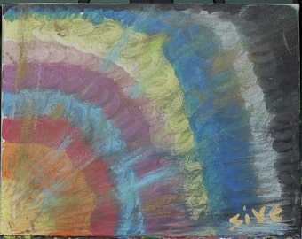 Big Bang in Technicolor