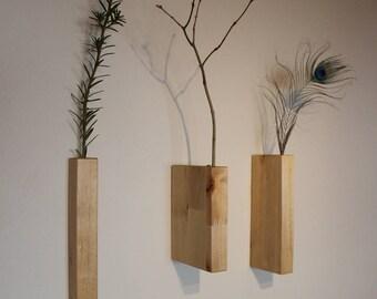 Birch vases, Minimalism