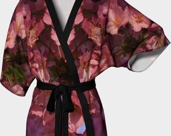 Cherry Blossom Kimono Robe (Washington, D.C.)