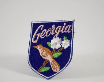 State of Georgia Patch