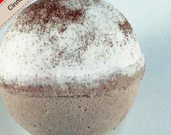 Fresh Cinnamon Buns, Add a little sweetness to bath time