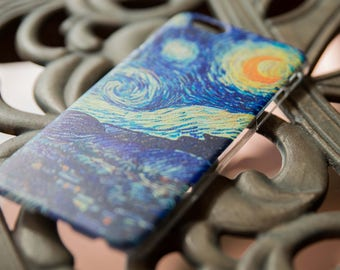 Vincent Van Gogh Case - Starry Night - Iphone6/6s - Artsy Gift