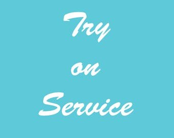 Try on Service