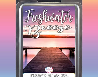 Freshwater Breeze Wax Melts