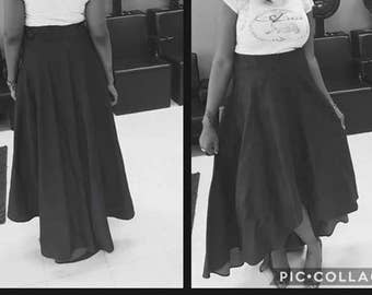 "The""APRIL"" Custom Circle Skirt"